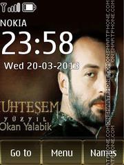 Okan Yalabik / Ibrahim Pasha Pargali theme screenshot