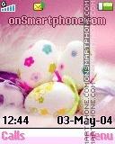Easter tema screenshot