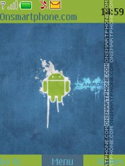 Android Diseno theme screenshot