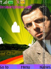 Mister Bean theme screenshot