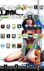 Devil May Cry 08 tema screenshot