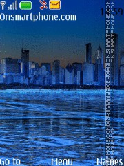 Manhattan Night theme screenshot