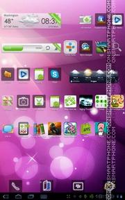 ExBerry es el tema de pantalla