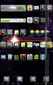 Angry Birds III tema screenshot