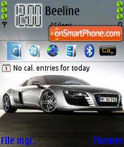 Audi 02 es el tema de pantalla