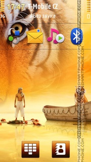 Life Of Pi Movie es el tema de pantalla