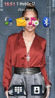 Jennifer Lopez 18 es el tema de pantalla