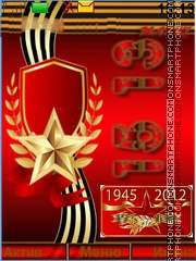 May 9 - Victory Day es el tema de pantalla