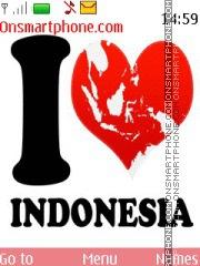 Indonesia theme theme screenshot
