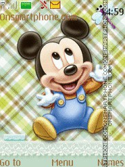 Mickey Icons 02 theme screenshot
