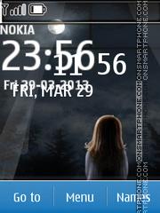 Beautiful Night 01 es el tema de pantalla