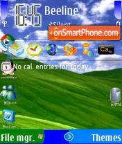 Windows 2008 theme screenshot