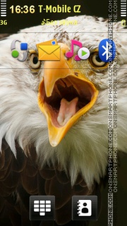 Eagle 14 theme screenshot