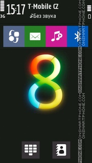 W8Style tema screenshot