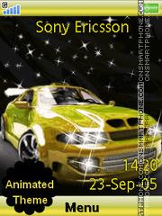 Yellow Skyline es el tema de pantalla