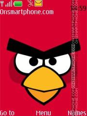 Angry Bird 11 es el tema de pantalla