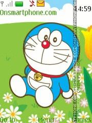 Doraemon 13 theme screenshot