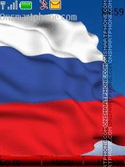 Russian Theme theme screenshot