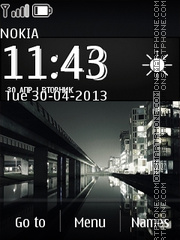 HTC One Night es el tema de pantalla