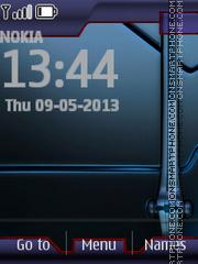 Abstract Design 03 theme screenshot