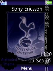 Spurs es el tema de pantalla