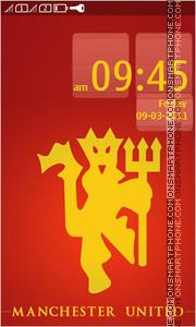 Manchester United 1882 es el tema de pantalla