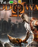 God of war 4 in nokia es el tema de pantalla