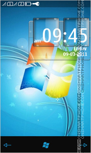 Windows 7 33 theme screenshot