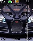 Bugatti - Super Car es el tema de pantalla