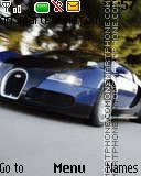 Cool Car in World - Bugatti es el tema de pantalla