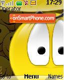Smileys 01 theme screenshot