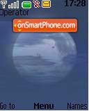 Moonlight 01 es el tema de pantalla