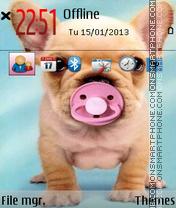 Dogy es el tema de pantalla