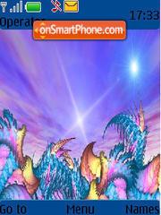 Blooming theme screenshot