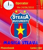 Magica Steaua es el tema de pantalla
