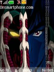 Jigoku Sensei Nube theme screenshot