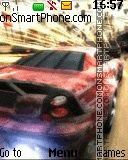 Burnout 3 World Champions es el tema de pantalla