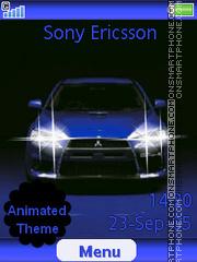 Mitsubishi es el tema de pantalla