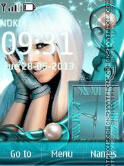 Lady Gaga es el tema de pantalla