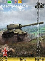 Tank Game es el tema de pantalla