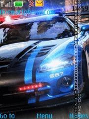NFS Hot Pursuit 2011 theme screenshot