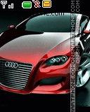 Red Audi es el tema de pantalla