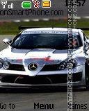 Racing Mercedes es el tema de pantalla