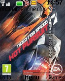 Nfs hot pursuit special theme es el tema de pantalla