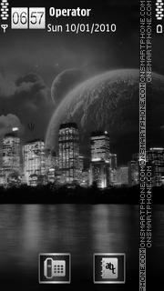 Dark City es el tema de pantalla