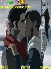 Avatar Legend Of Korra es el tema de pantalla