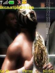 CMLL La Sombra IWGP Title theme screenshot