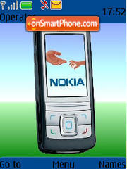 Capture d'écran Nokia 04 thème