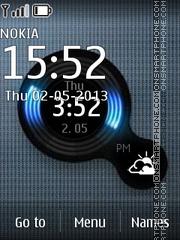 Shell 01 theme screenshot