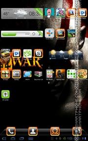 God Of War 11 tema screenshot